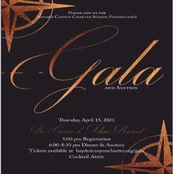 Gala And Auction