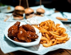 Game Day Brunch @ Original Wings & Rings, every Friday 12pm - 4pm