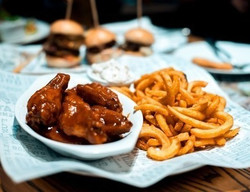 Game Day Brunch @ Original Wings and Rings, every Friday 12pm - 4pm