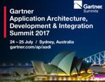 Gartner Application Architecture, Development & Integration Summit 2017