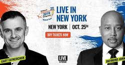 Gary Vaynerchuk & Daymond John Live! New York