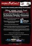 Invitation to Launch Event