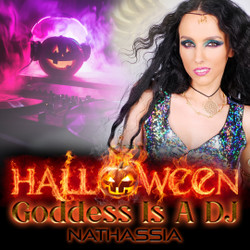 Goddess Is A Dj Live - Halloween Special