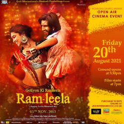 Goliyon Ki Raasleela Ram-Leela - Open Air Cinema