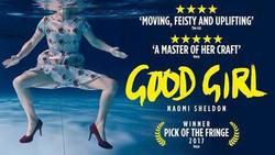Good Girl on tour in Bath