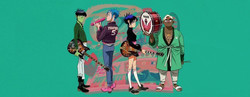 Gorillaz Song Machine Live on LIVENow - Buy Tickets $15 - Virtual Event - Memphis