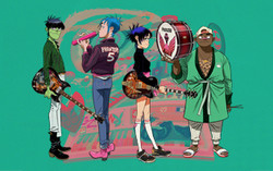 Gorillaz Song Machine Live on LIVENow - Buy Tickets $15 - Virtual Event - Colorado Springs