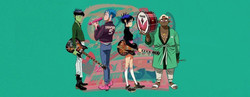 Gorillaz Song Machine Live on LIVENow - Buy Tickets $15 - Virtual Event - Baltimore