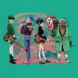 Gorillaz Song Machine Live on LIVENow - Buy Tickets $15 - Virtual Event - Dallas