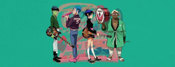 Gorillaz Song Machine Live on LIVENow - Buy Tickets $15 - Virtual Event - Charlotte