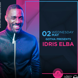 Gotha Presents: Gotcha Featuring Idris Elba