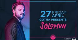 Gotha Presents: Solomun