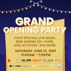 Grand Opening Party Kick off the First Taste of Summer and #MeetMeAtTheRow