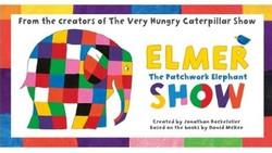 Grand Opera House York - Elmer the Patchwork Elephant