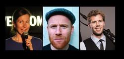 Grand Return of Malmö English Comedy Night, Thurs, Sept 9