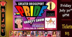 Greater Bridgeport Pride Variety Show