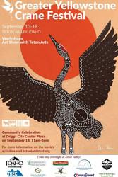 Greater Yellowstone Crane Festival - Community Celebration Day!