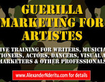 Guerilla Marketing for Artistes