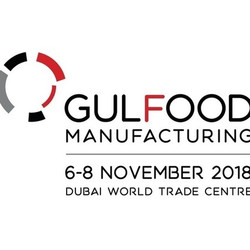 Gulfood Manufacturing Food & Beverage Trade Show Dubai 2018
