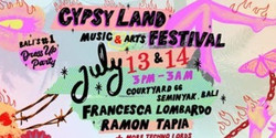 Gypsy Land Music Festival Bali