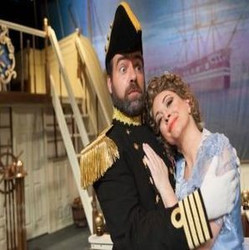 H.m.s. Pinafore Streaming in High-def Video; GIlbert and Sullivan Austin's Brilliant 2014 prodution