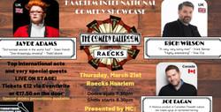 Haarlem Comedy Night in English