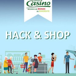 Hack & Shop - Hackathon Casino