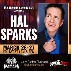Hal Sparks - Mar 26-27 - Live at the Alameda Comedy Club