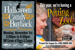 Halloween Candy Buyback for Operation Gratitude