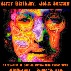 Happy Birthday, John Lennon: An Evening of Beatles Music with Rubber Souls