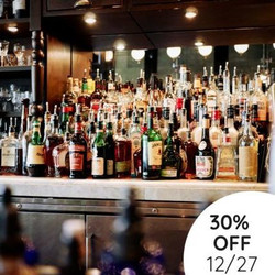 Happy Hour in Williamsburg 30% off w/ Cinch