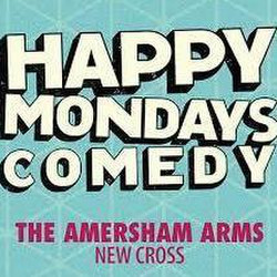 Happy Mondays Comedy at The Amersham Arms New Cross- : Stewart Lee : Work in Progress