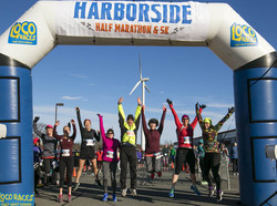 Harborside Half Marathon and 5k