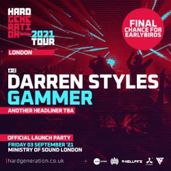 Hard Generation 2021 Tour // London