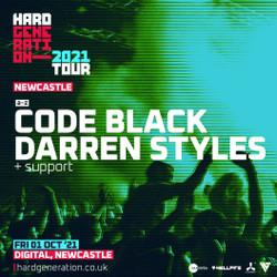 Hard Generation 2021 Tour // Newcastle