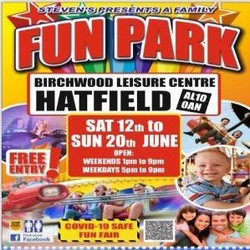 Hatfield Fun Fair - Birchwood Leisure centre