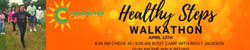 Healthy Steps Walkathon and Boot Camp