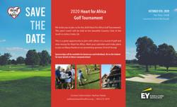 Heart For Africa Golf Tournament 2020