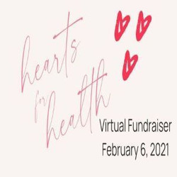 Hearts for Health Virtual Fundraiser