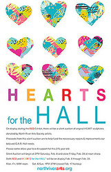 Hearts for the Hall