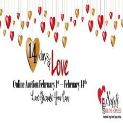 Hearts for the Homeless - 14 Days of Love