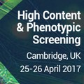 High Content & Phenotypic Screening 2017