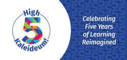 High Five Kaleideum! A Fifth Anniversary Celebration