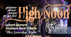 High Noon - The East Coast's Premier Tribute to Southern Rock