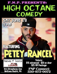 High Octane Comedy from Atlantic City