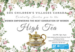 High Tea: Women Empowering the Next Generation of Women