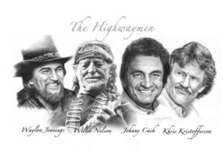 Highwaymen Tribute