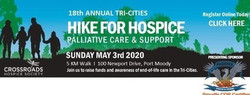 Hike for Hospice Tri-Cities 2020