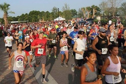 Hilton Head Firecracker 5k