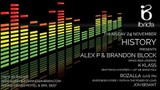 History w/ Alex P & Brandon Block, K Klass & Rozalla